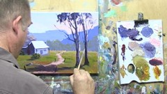 Acrylic Painting - Introduction to Acrylic Painting