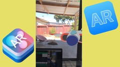 Learn ARKit 2 for iOS 12 from Scratch! | Udemy