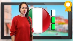 Learn Italian Language:  Italian Course For Intermediate