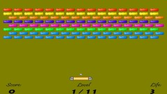 Brick Breaker Game in most Powerful C++ graphic library SDL2