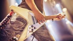 Hard Rock Lead Guitar