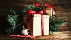 Magic Personal Christmas Gifts with Wishes