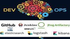 DevOps with GIT(Flow) Jenkins, Artifactory, Sonar, ELK, JIRA