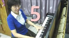 #5 Play Piano Trick: EZ Polychord Hands play Advanced Chord
