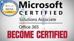 MCSA: Office 365 Practice Tests | 70-346 & 70-347 Exams 2019