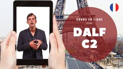 Netcurso - french-course-proficient-dalf-c2-cefrl-official-certificate