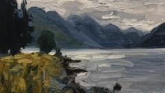 Learn To Paint This New Zealand Landscape Scene In Oils