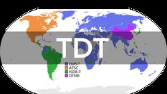 Televisión Digital de Broadcasting Terrestre