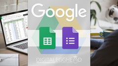 Google Sheets & Forms - Beginner to Expert