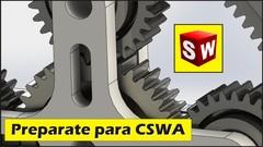 Curso Curso completo de Solidworks prepárate CSWA | Diego Gaona.