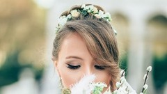The Art of Great Wedding Makeup and Hair