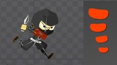 Criando Animação de Personagens para jogos com Spine2D