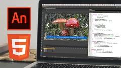 Imágen de Adobe Animate CC - Avanzado: Crear Interactividad HTML5.
