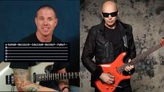 Learn lead guitar in the style of Joe Satriani