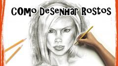 Netcurso-como-desenhar-rostos