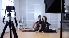 Yin Yoga Reihe