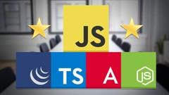 Imágen de Master en JavaScript: Aprender JS, jQuery, Angular 7, NodeJS