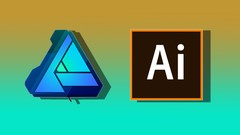 Pack d'initiation ILLUSTRATOR et AFFINITY DESIGNER