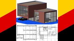 ARCHICAD - Tragwerksentwurf eines Autohauses