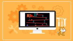 Programa un Donkey Kong desde cero con Scratch