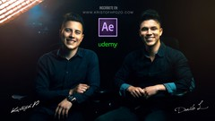 Curso Aprende After Effects de principiante a intermedio.