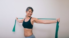 Turn A Little Band into a Highly Effective Fitness Machine