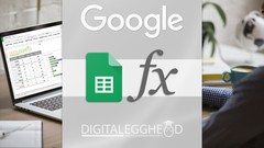 Google Sheets - Working With Formulas and Functions