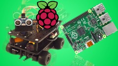 Obstacle Avoiding Robot with Raspberry Pi
