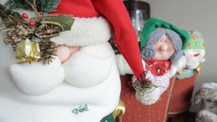 Curso de Navidad: Cubre-sillas Navideños.