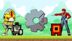 Construct 2 - 3 Jogos de Plataforma (Puzzle,Aventura e Luta)
