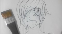 How to draw Emotion of face manga