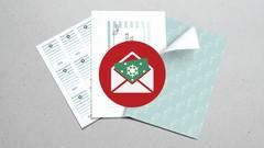 Simple & Stylish DIY Stationery (Christmas Edition)