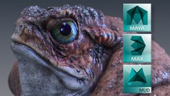 3D Animation & Modeling Master Class | Beginner to Advanced