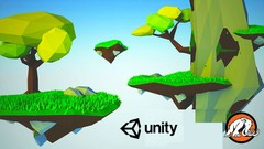 Make a Unity® Platform Game & Low Poly Characters in Blender