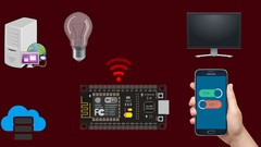 ESP8266 for absolute beginner - Arduino alternative 2019 | Udemy