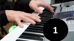 Curso Aprendiendo ritmos en el piano Vol.1: Rock´n Roll