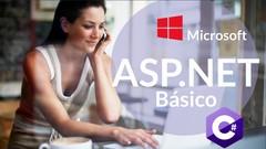 Imágen de ASP.NET BÁSICO C#. Para iniciar de cero.