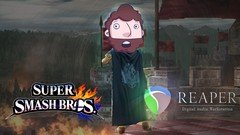 Remaking Marth's Shield Breaker Sound from Super Smash Bros