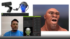 Free 3D Animation Tutorial - Generate 3D Facial Animations: Motion