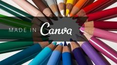 Imágen de Canva: Curso completo de diseño gráfico