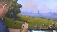 Acrylic Painting for Beginners Landscape Techniques Course
