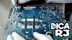 Manutenção em Placa Mãe de Notebook-Básico a Intermediário