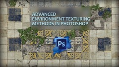 Advanced Environment Texturing Methods in Photoshop