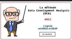 Apprendre la méthode Data envelopment Analysis (DEA)
