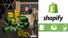 SHOPIFY: Open your own online store with Aliexpress products