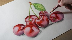 Curso de Dibujo con Lápices de Colores, Dibujar Arte a Color
