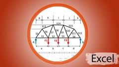 Excel-Kurs für Ingenieure: Kräftezerlegung, Fachwerkbrücke