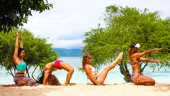 Online Yoga Retreat in the Maldives
