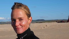 Ocean Yoga Elements:Yoga for Kitesurfers, Wind &Ocean Lovers