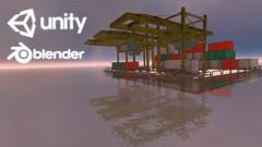 Criando cenários com Unity e Blender